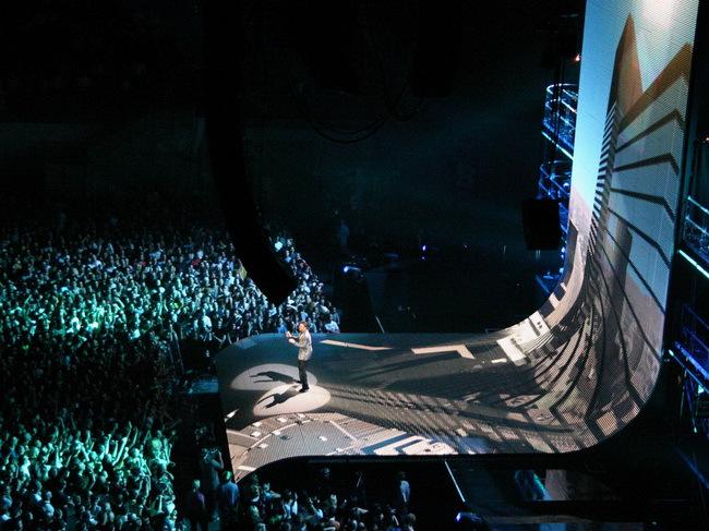 演唱会舞台设计