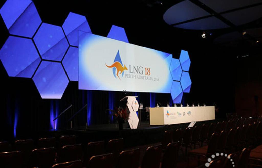液化天然气会议LNG18——澳大利亚